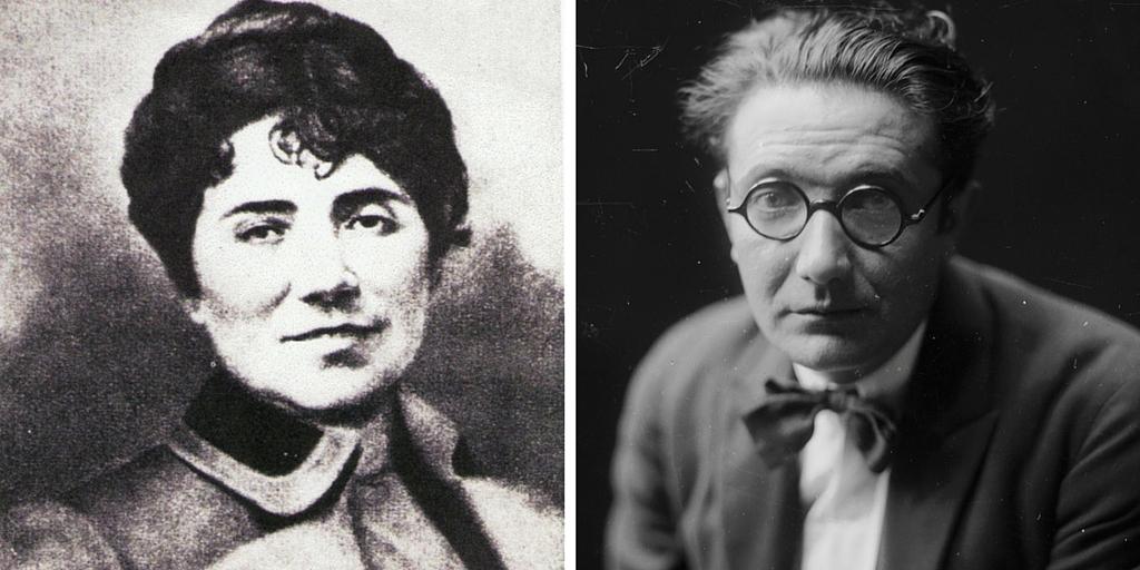 Rosalía de Castro e Castelao