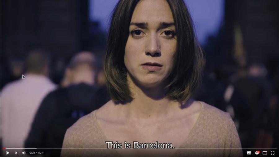 O pobo catalán peta nas portas de Europa, pero alí non hai ninguén paraabrir