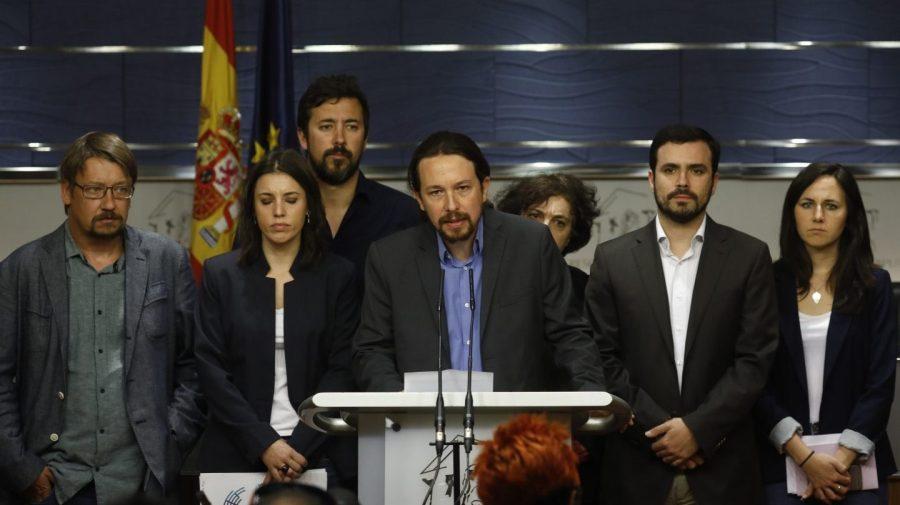 En Marea, centrados nos problemas deEspaña